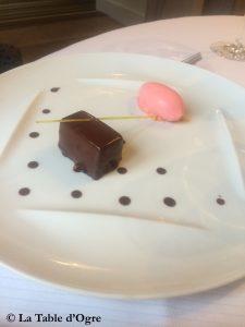 Auberge de La Caillère Dessert