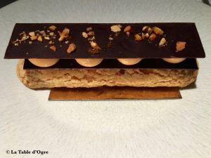 Blue Penny Constance Belle Mare Eclair chocolat