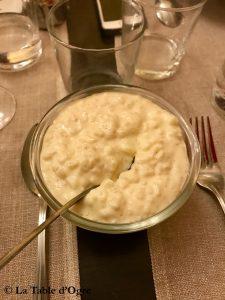 Casse-Noix Le riz au lait