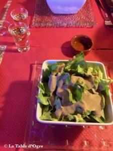Chez Clarisse Salade