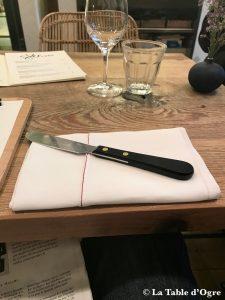 Clover Piège Table