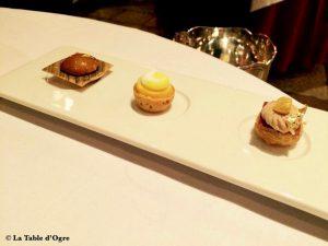 Georges Blanc Pré-desserts