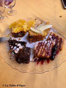 Gli Angeletti Mix Dessert