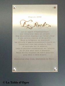 Le Rock Présentation