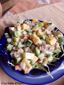 Talipot Salade d'ourite