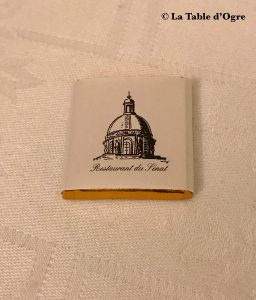Restaurant du Sénat Chocolat