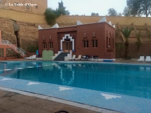 Hôtel Farah Al Janoub Piscine